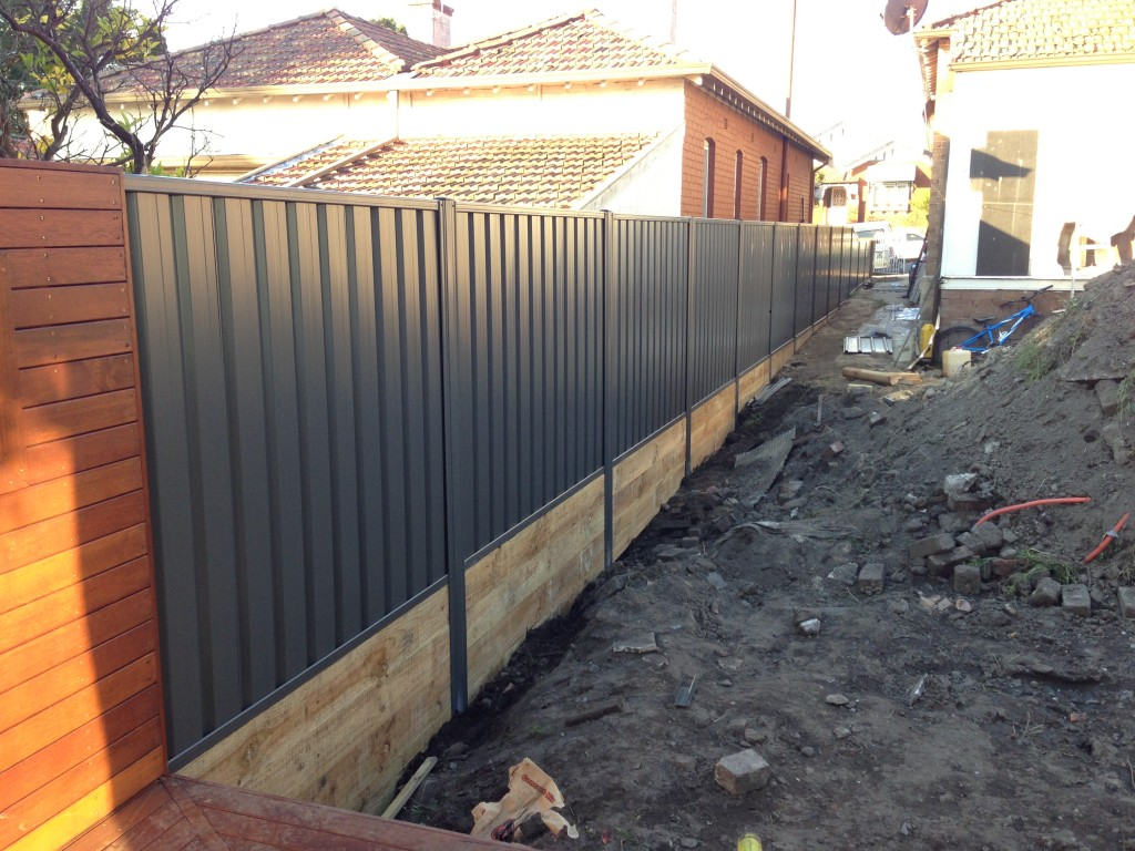 Colorbond Fencing In Sydney Get Prices Amp Quotes Today